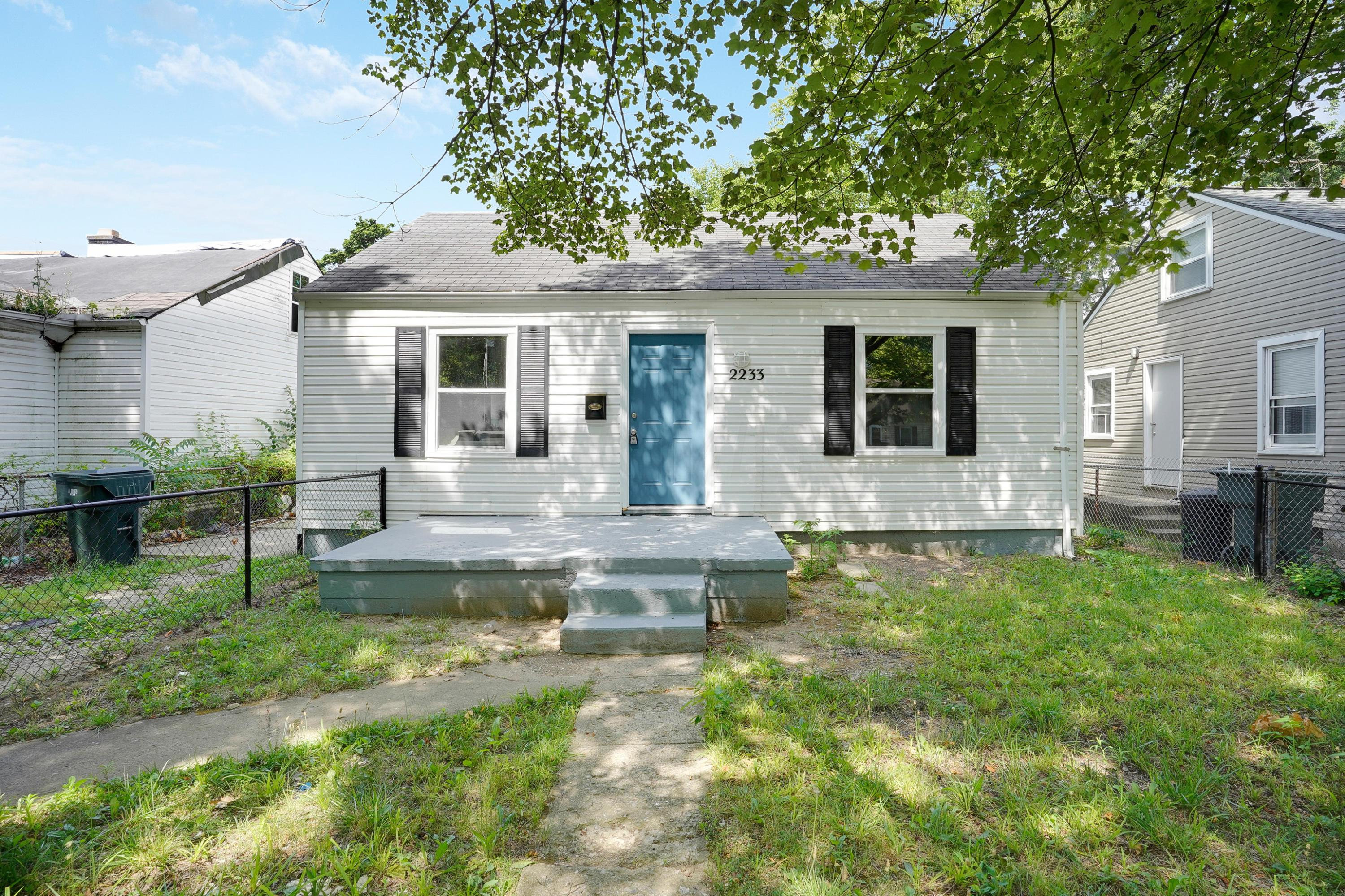 Property for sale at 2233 Jefferson Avenue, Columbus,  Ohio 43211