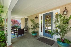 Over 200 square feet of inviting front porch living