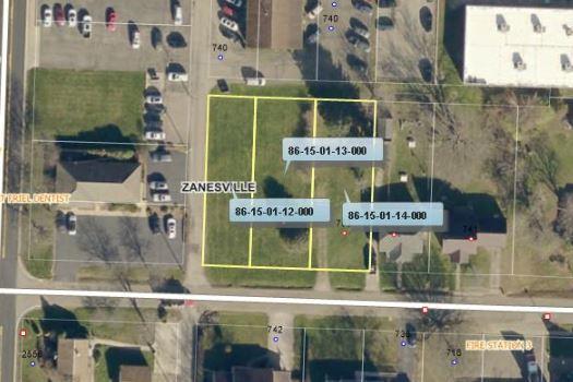 753 Leonard Avenue, Zanesville, Ohio 43701, ,Land/farm,For Sale,Leonard,220021844