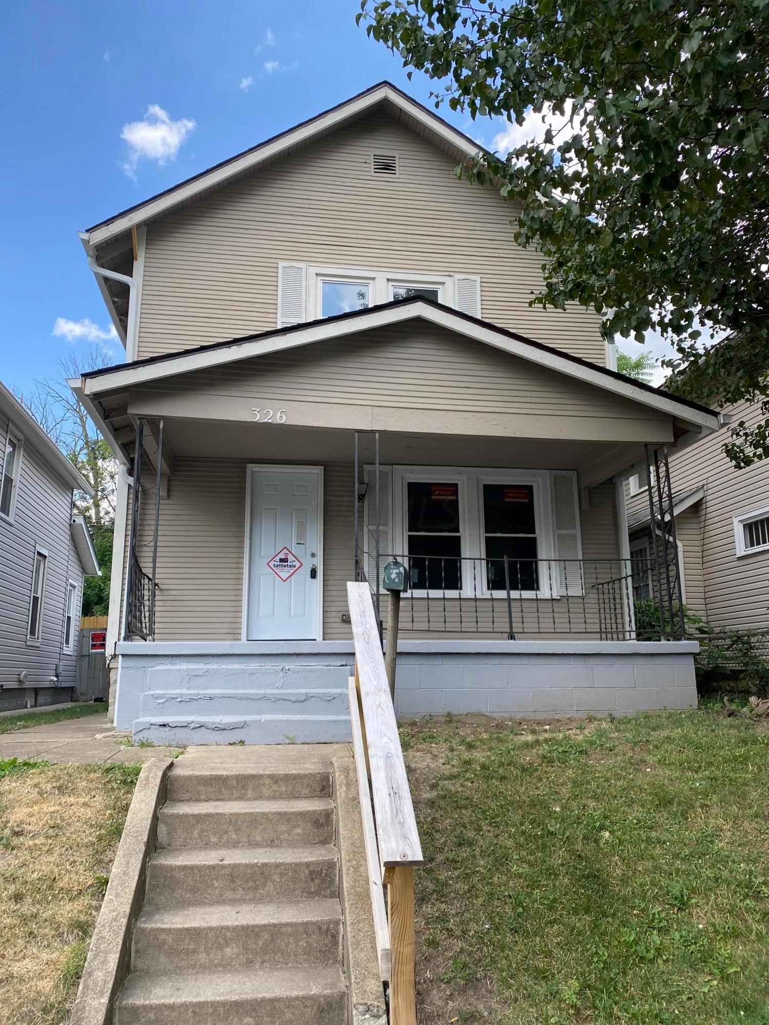 Property for sale at 326 S Warren Avenue, Columbus,  Ohio 43204