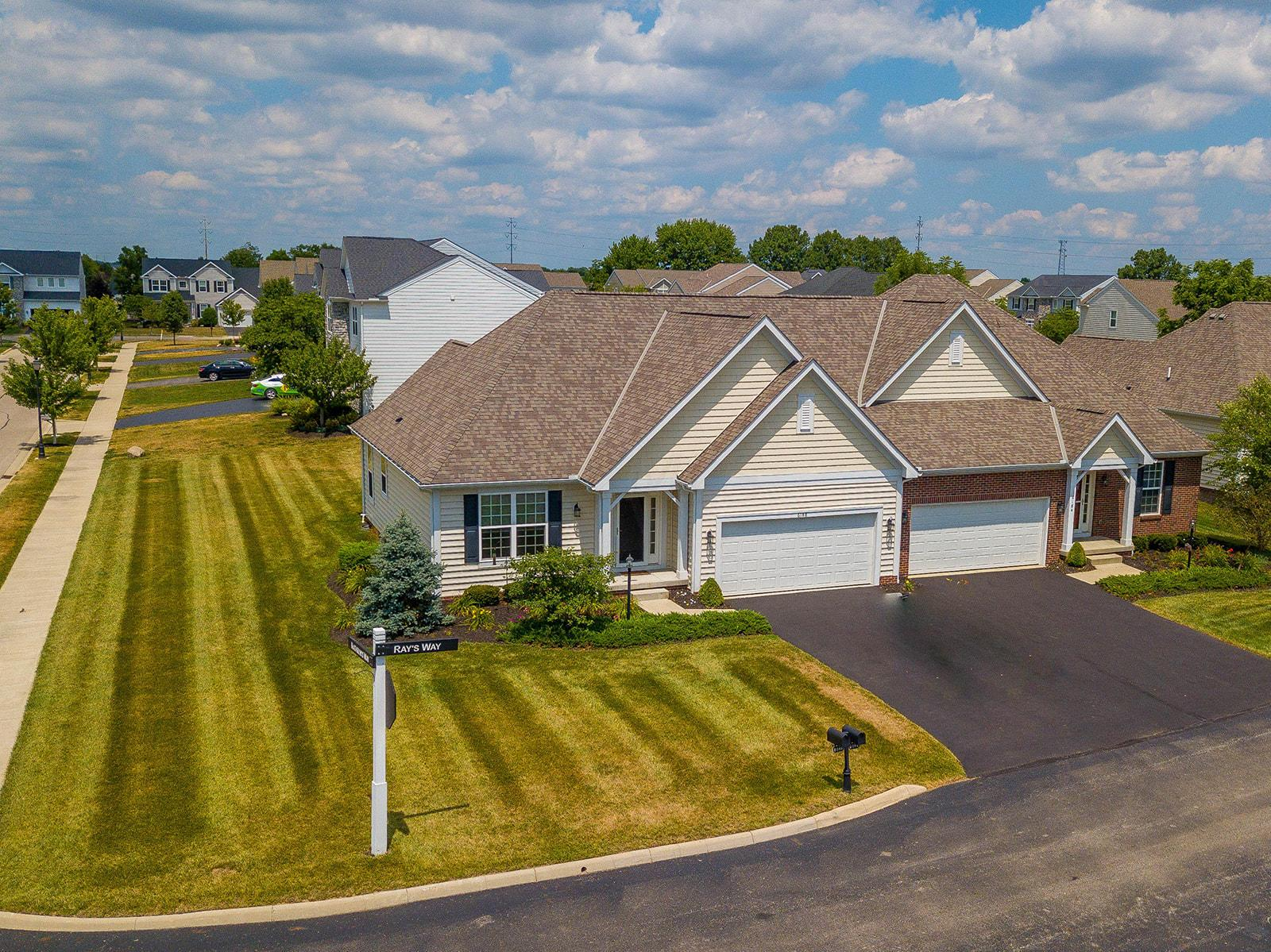 6188 Rays Way, Hilliard, Ohio 43026, 2 Bedrooms Bedrooms, ,3 BathroomsBathrooms,Residential,For Sale,Rays,220024843