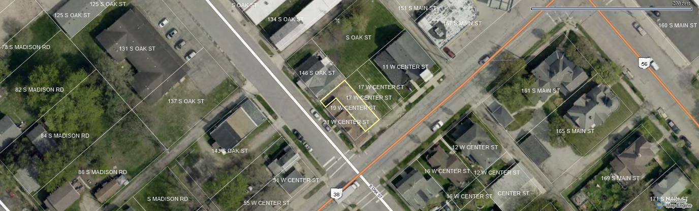 19 Center Street, London, Ohio 43140, ,Land/farm,For Sale,Center,220025363