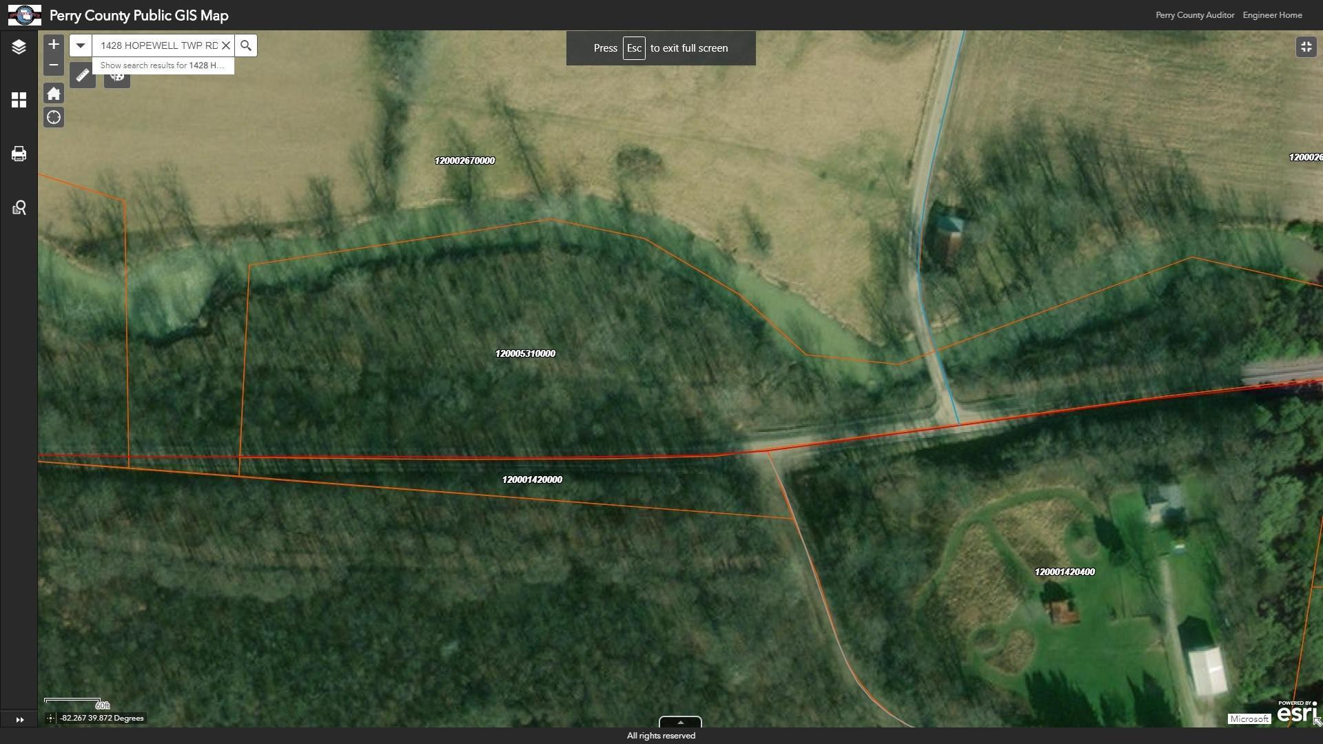 0 State Route 204, Glenford, Ohio 43739, ,Land/farm,For Sale,State Route 204,220025371