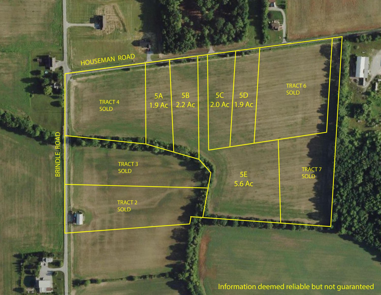 0 Houseman Road, Ostrander, Ohio 43061, ,Land/farm,For Sale,Houseman,220025614