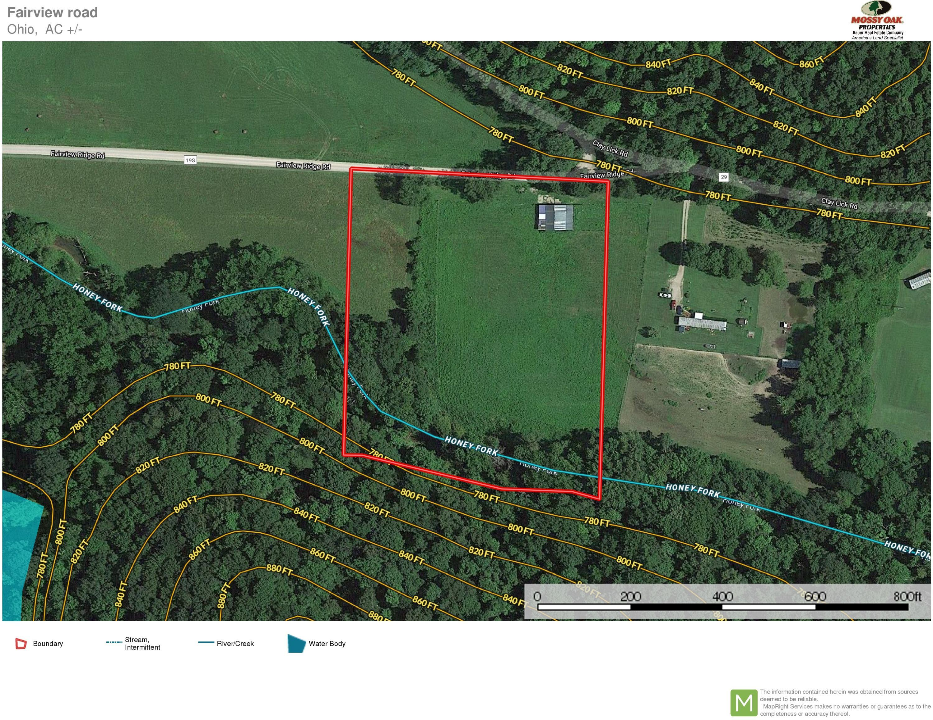 0 Fairview Rd, New Plymouth, Ohio 45654, ,Land/farm,For Sale,Fairview Rd,220025751