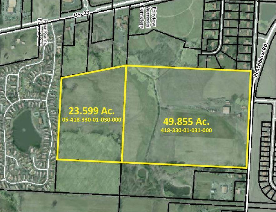 526 Peachblow Road, Lewis Center, Ohio 43035, ,Land/farm,For Sale,Peachblow,220025714