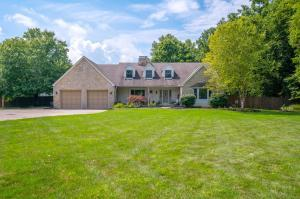 Welcome home to this 3.2 acre country estate at 8145 Long Rd!