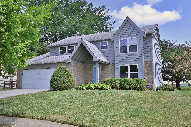 5700 Brinkley Court, Columbus, Ohio 43235, 4 Bedrooms Bedrooms, ,4 BathroomsBathrooms,Residential,For Sale,Brinkley,220026352