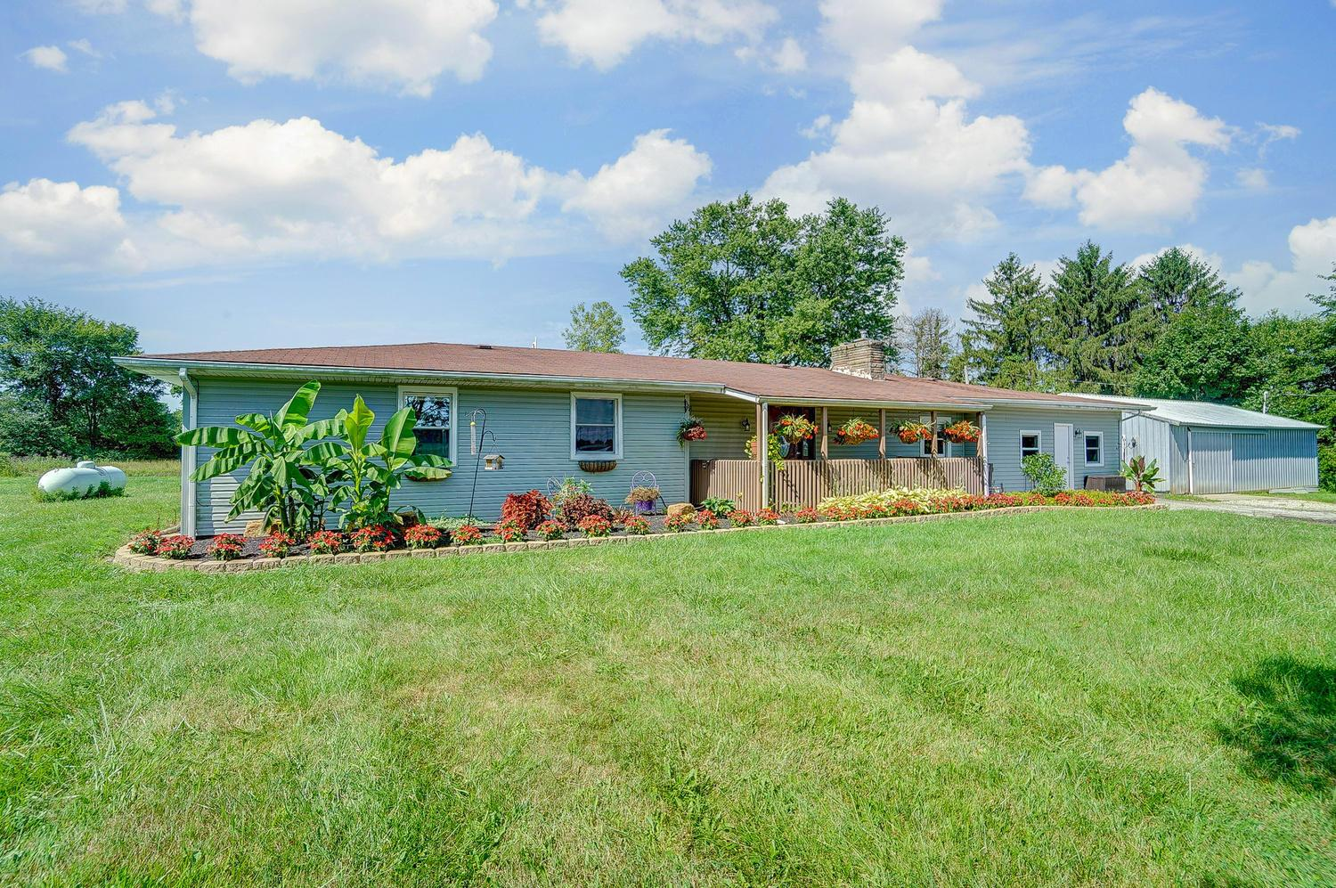 Property for sale at 9439 Johnstown Alexandria Road, Johnstown,  Ohio 43031