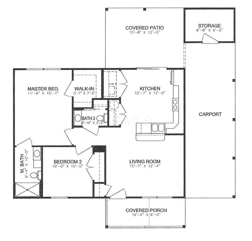 333 Valerie Drive, Waverly, Ohio 45690, 2 Bedrooms Bedrooms, ,2 BathroomsBathrooms,Residential,For Sale,Valerie,220027261