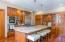 Subzero, Thermador, Asko...gourmet kitchen