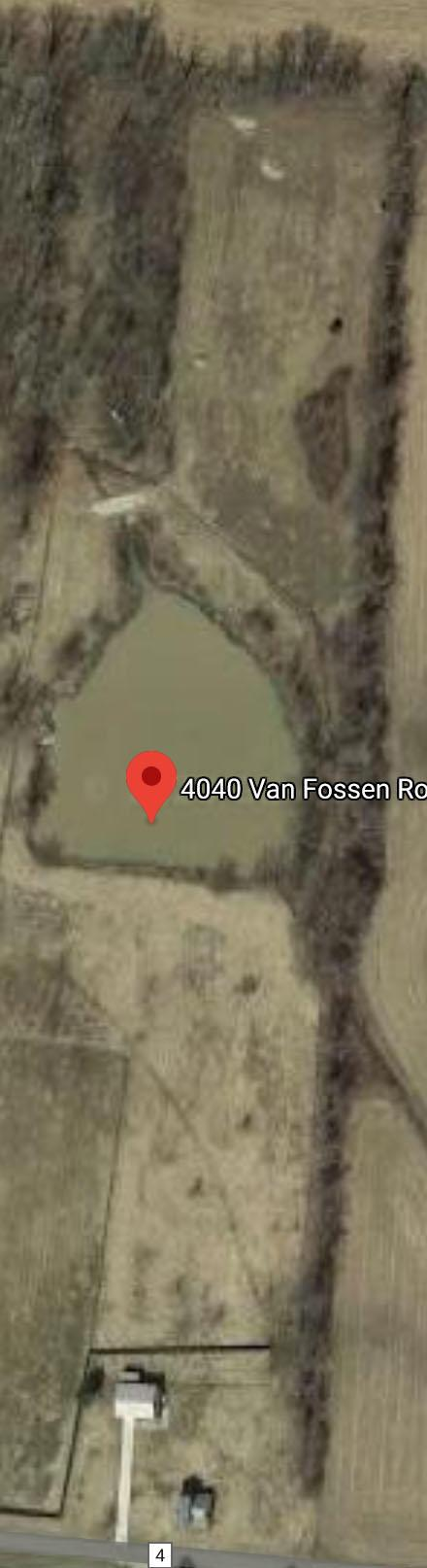 Property for sale at 4040 Van Fossen Road, Johnstown,  Ohio 43031