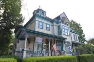 The area's 1890's - 4,000 SF Quintenessential Queen Anne Painted Lady