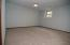 Huge family, rec room or bedroom in the lovely finished lower level, with a large ~3' x 3' window.