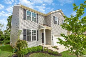 WELCOME HOME ! BEAUTIFUL ALMOST NEW, BACKS TO WOODS, SMART HOME READY!