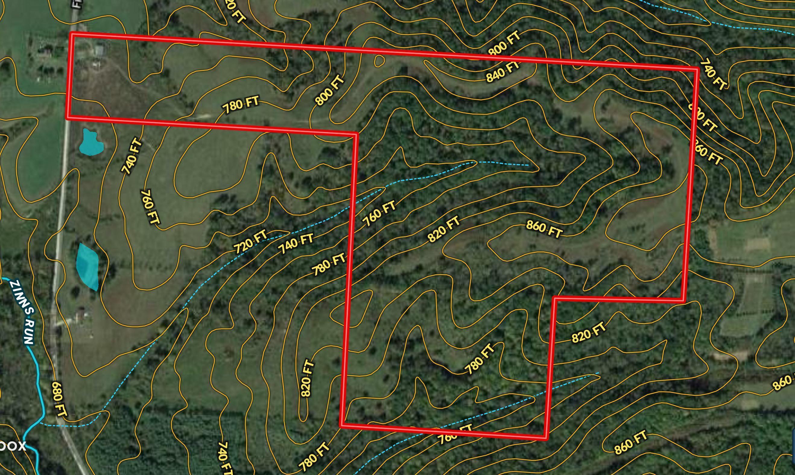 0 Fitzpatrick Road, Wilkesville, Ohio 45695, ,Land/farm,For Sale,Fitzpatrick,220031063