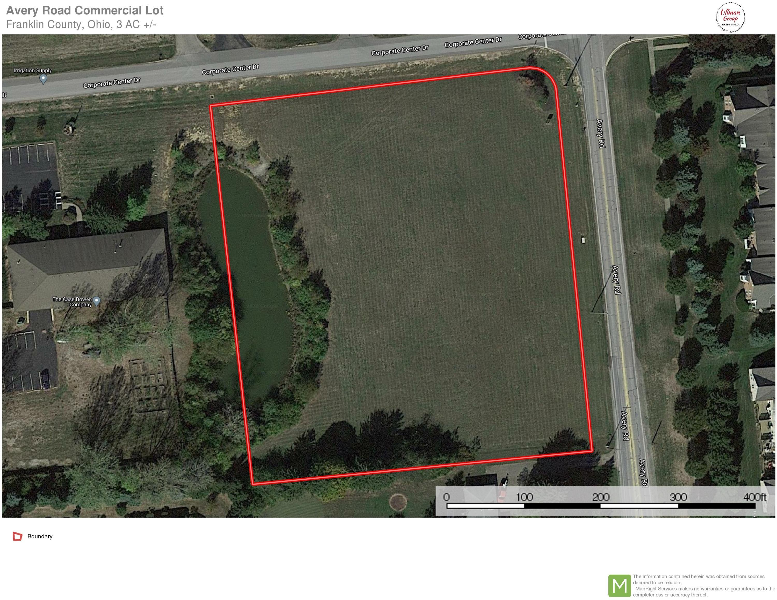 Property for sale at 0 Corporate, Dublin,  Ohio 43016