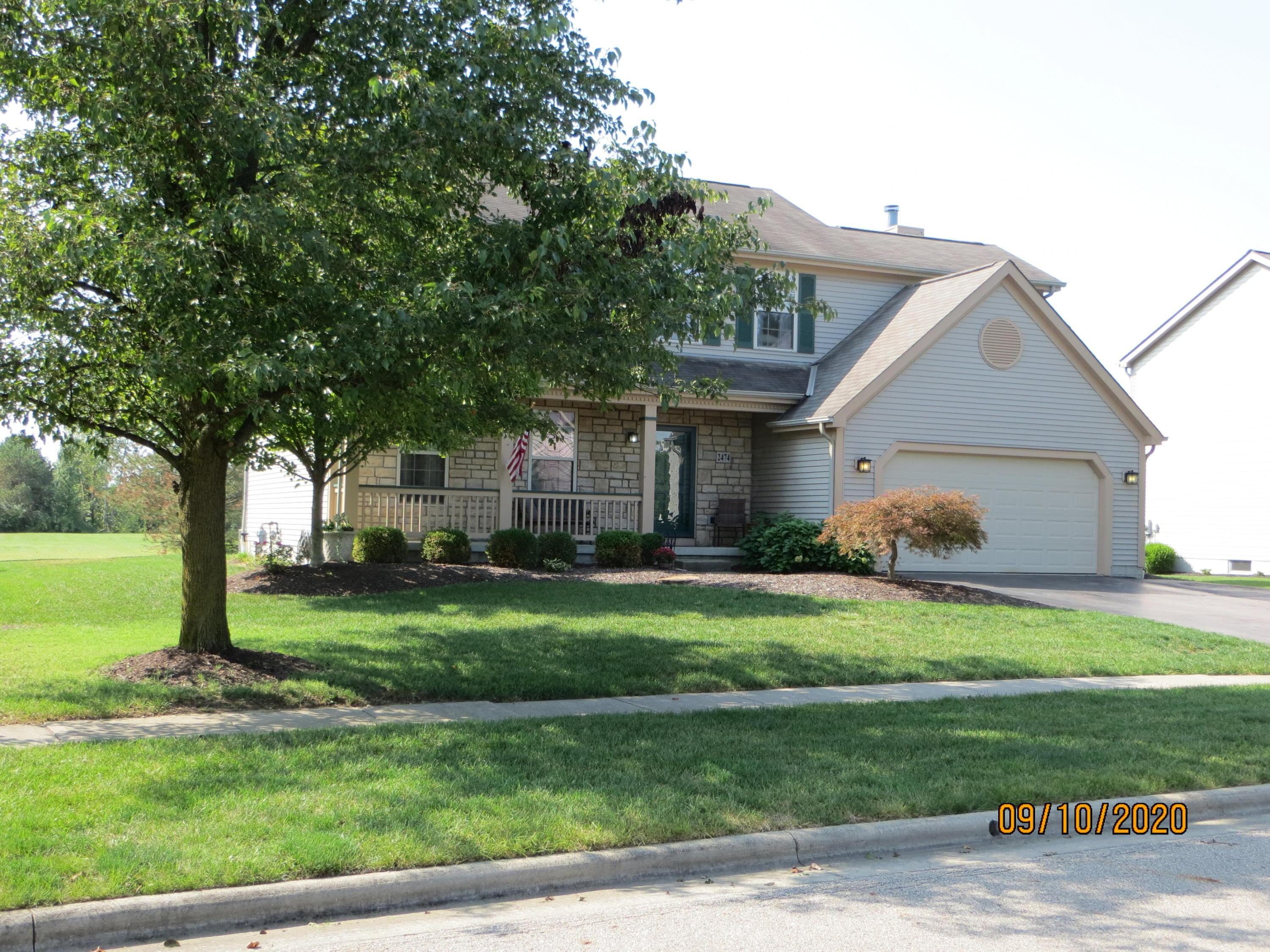 2474 Tulane Court, Lewis Center, Ohio 43035, 4 Bedrooms Bedrooms, ,3 BathroomsBathrooms,Residential,For Sale,Tulane,220031571