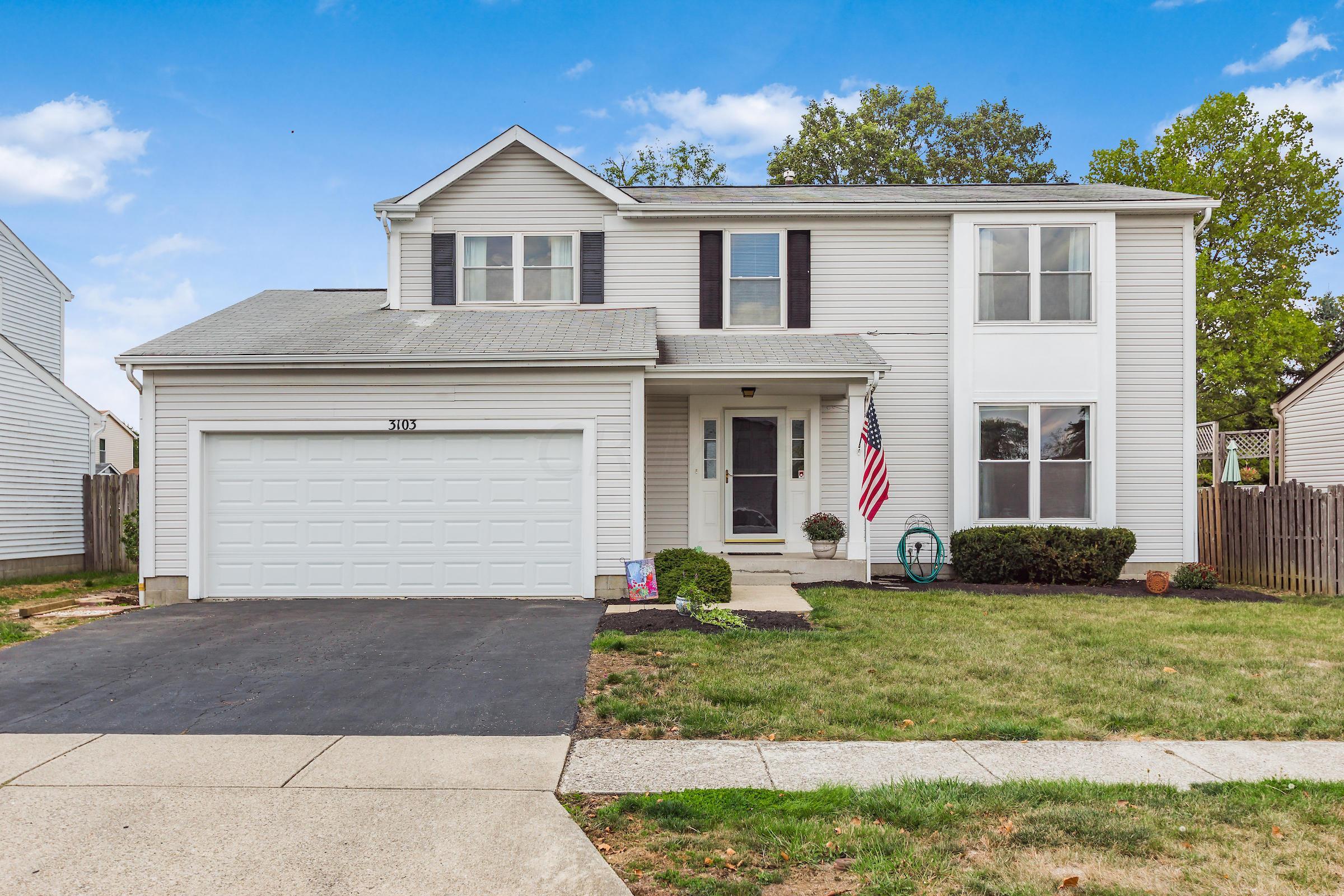 3103 Castlebrook Avenue, Hilliard, Ohio 43026, 3 Bedrooms Bedrooms, ,3 BathroomsBathrooms,Residential,For Sale,Castlebrook,220031851
