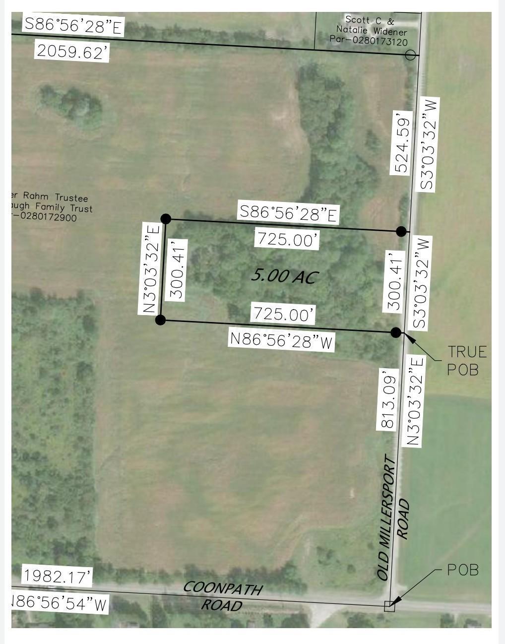 3155 Old Millersport Road, Lancaster, Ohio 43130, ,Land/farm,For Sale,Old Millersport,220031968