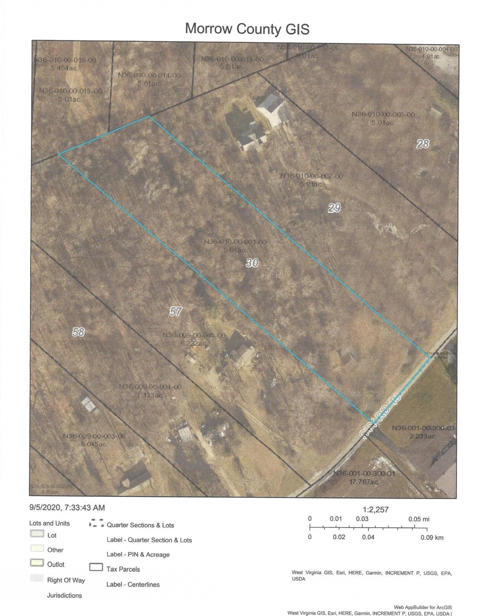 6871 County Road 19, Marengo, Ohio 43334, ,Land/farm,For Sale,County Road 19,220032039