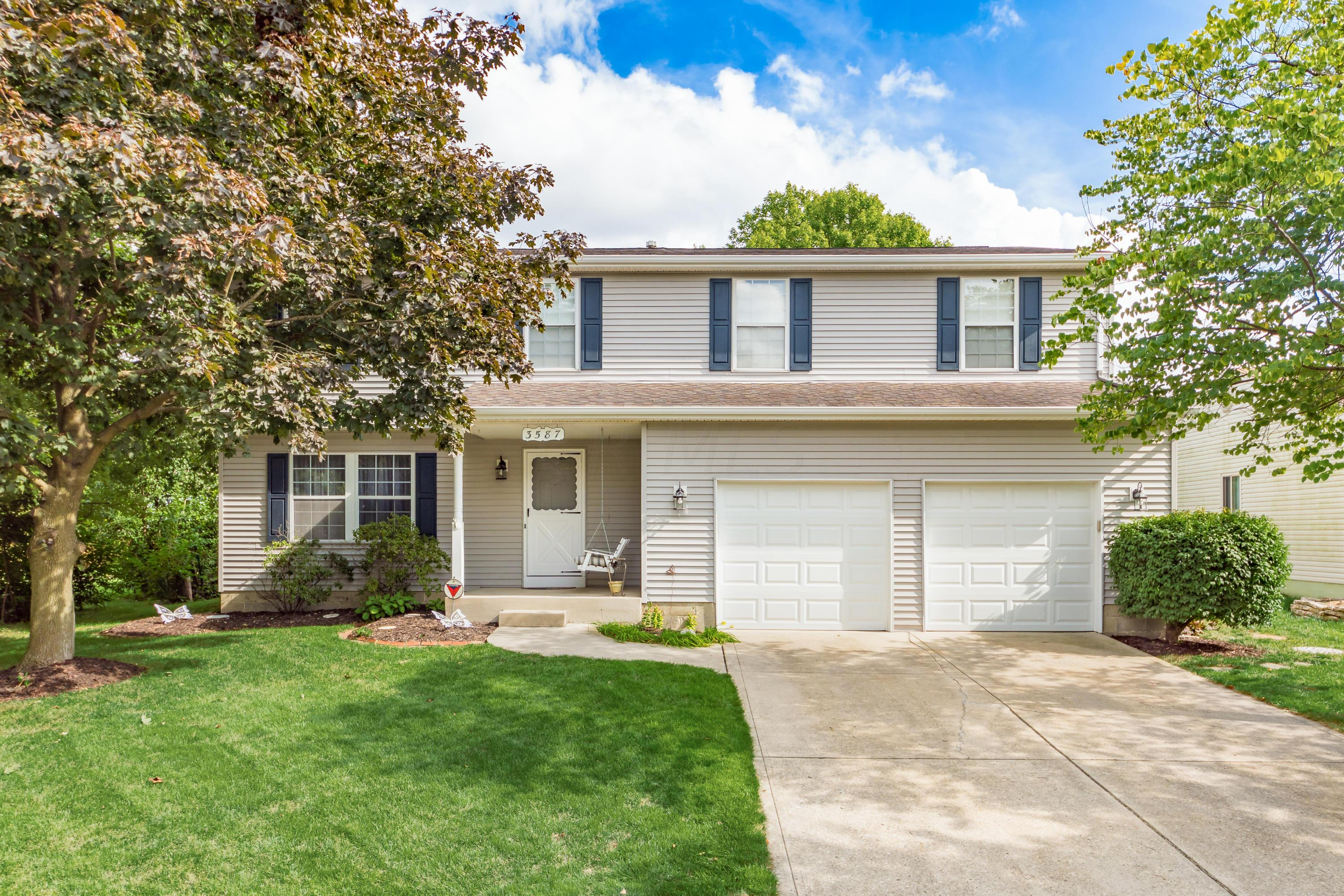 3587 Cypress Creek Drive, Columbus, Ohio 43228, 4 Bedrooms Bedrooms, ,4 BathroomsBathrooms,Residential,For Sale,Cypress Creek,220032323