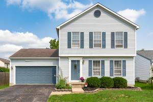 Undefined image of 3624 Bluff Gap Drive, Grove City, OH 43123