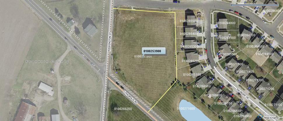 0 Lithopolis Road, Lithopolis, Ohio 43136, ,Land/farm,For Sale,Lithopolis,220033212