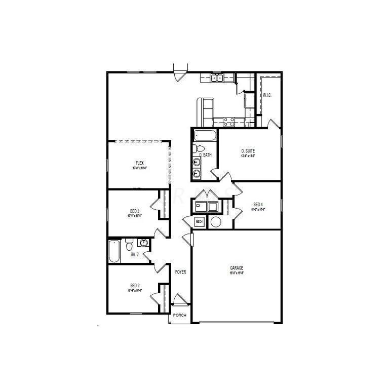 1612A Floorplan