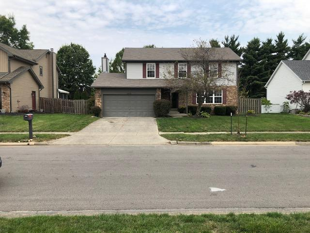 Property for sale at 1472 Deer Crossing Lane, Worthington, Ohio 43085