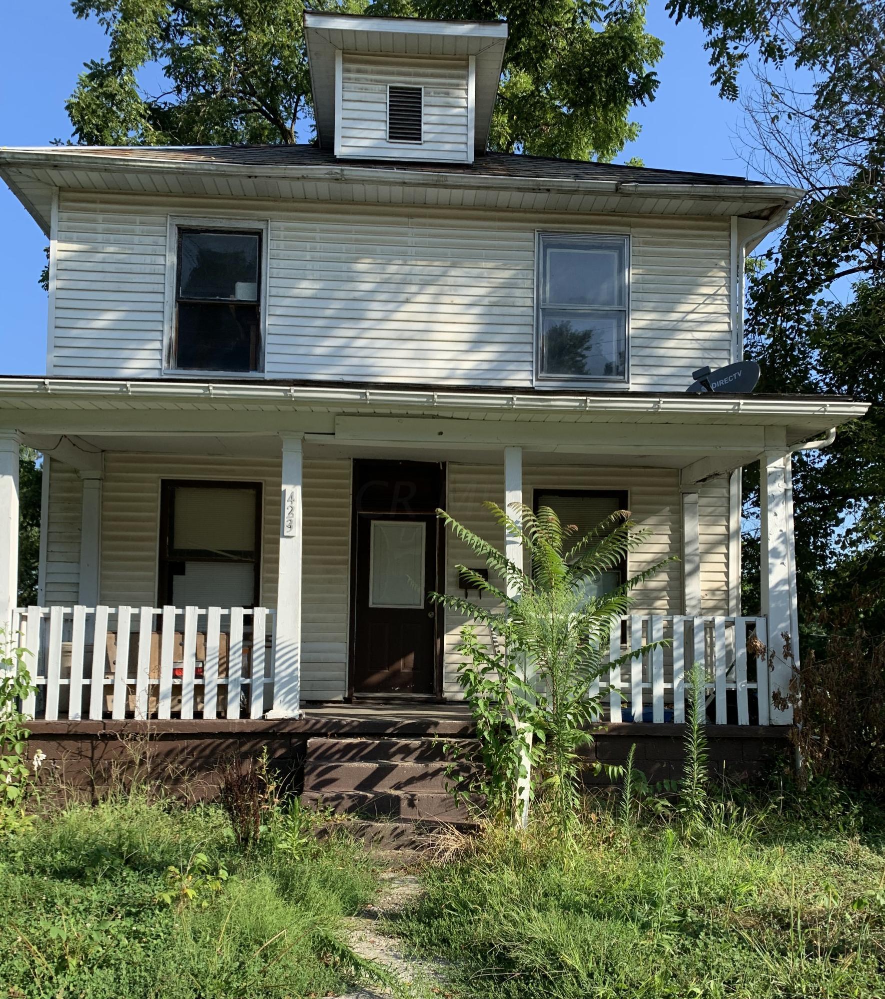 423 Dryden Road, Zanesville, Ohio 43701, 3 Bedrooms Bedrooms, ,1 BathroomBathrooms,Residential,For Sale,Dryden,220036664