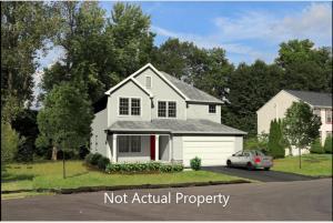 Home Rendering Cloverly-C Model