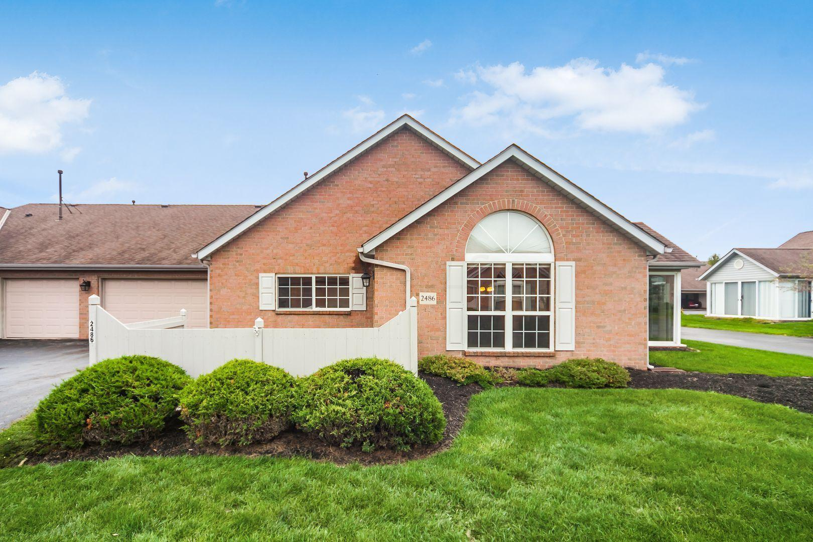 Property for sale at 2486 Meadow Glade Drive, Hilliard,  Ohio 43026