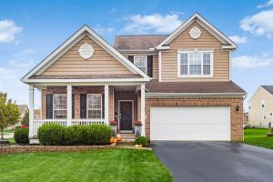 Undefined image of 1323 Carnoustie Circle, Grove City, OH 43123