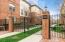 Located on the desirable central ( pedestrian only ) courtyard. Southern Exposure for lots of natural light.