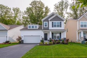 "Welcome home! Like ""new"" with first floor owner's suite and many upgrades throughout! Sits on a private lot in Upper Albany West!"