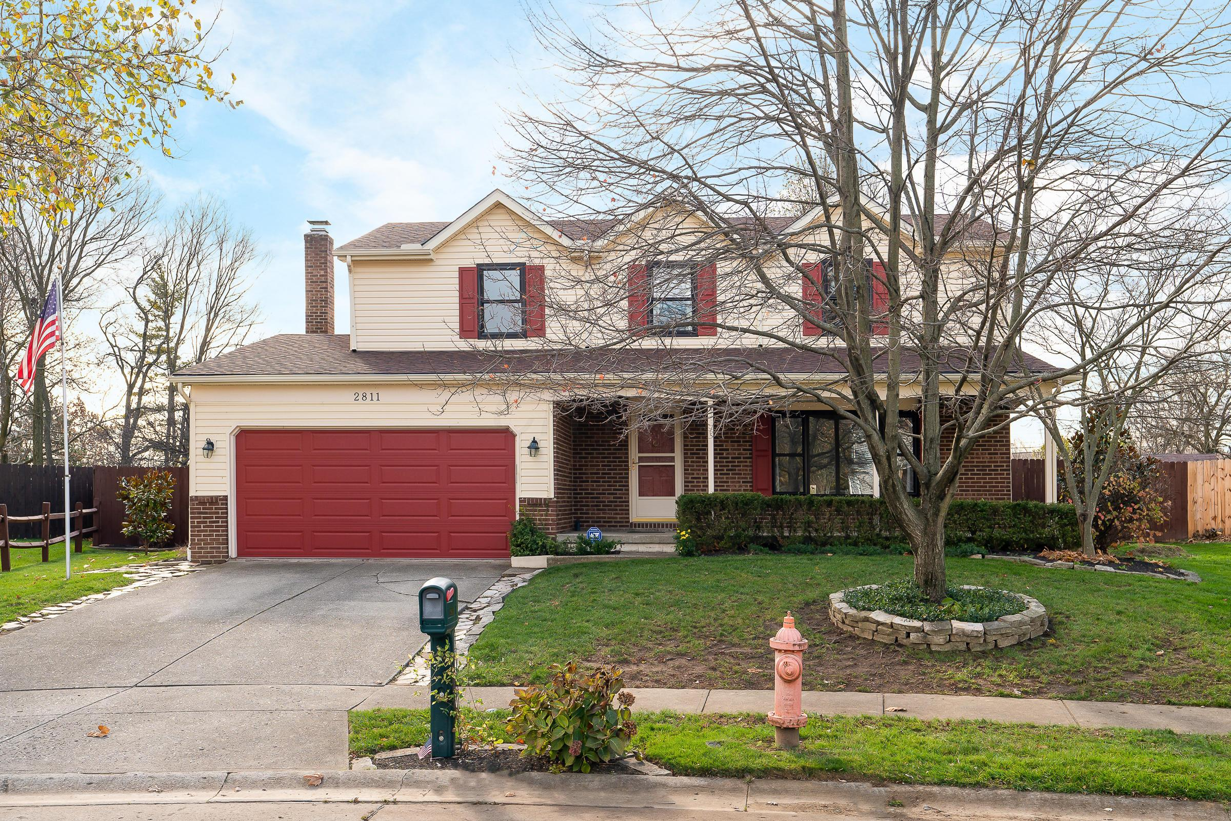 2811 Shellwick Court, Columbus, Ohio 43235, 4 Bedrooms Bedrooms, ,3 BathroomsBathrooms,Residential,For Sale,Shellwick,220040990