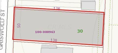 0 Griswold Street, Worthington, Ohio 43085, ,Land/farm,For Sale,Griswold,220040680