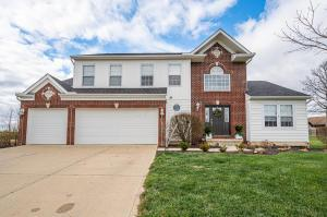 318 Adrien Court, Commercial Point, OH 43116