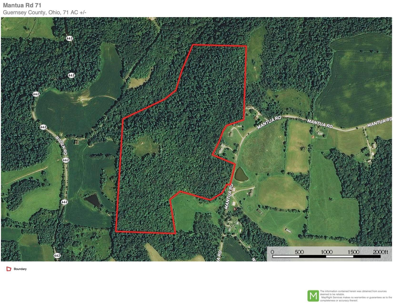 0 Mantua Road, Cambridge, Ohio 43725, ,Land/farm,For Sale,Mantua,220040726