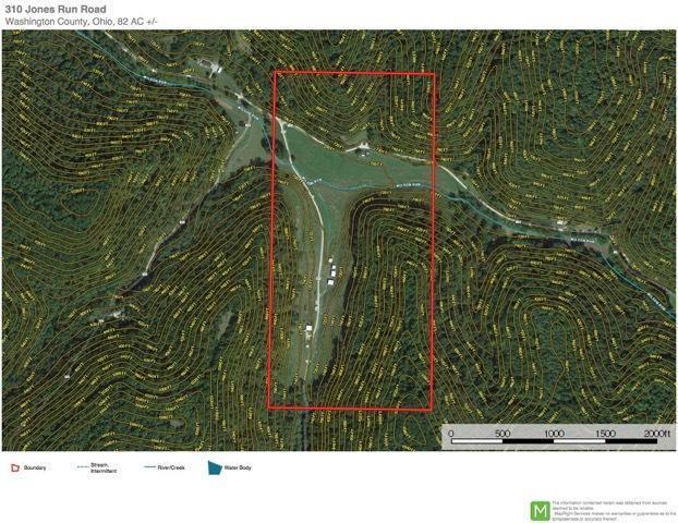 310 Jones Run Road Aerial 2