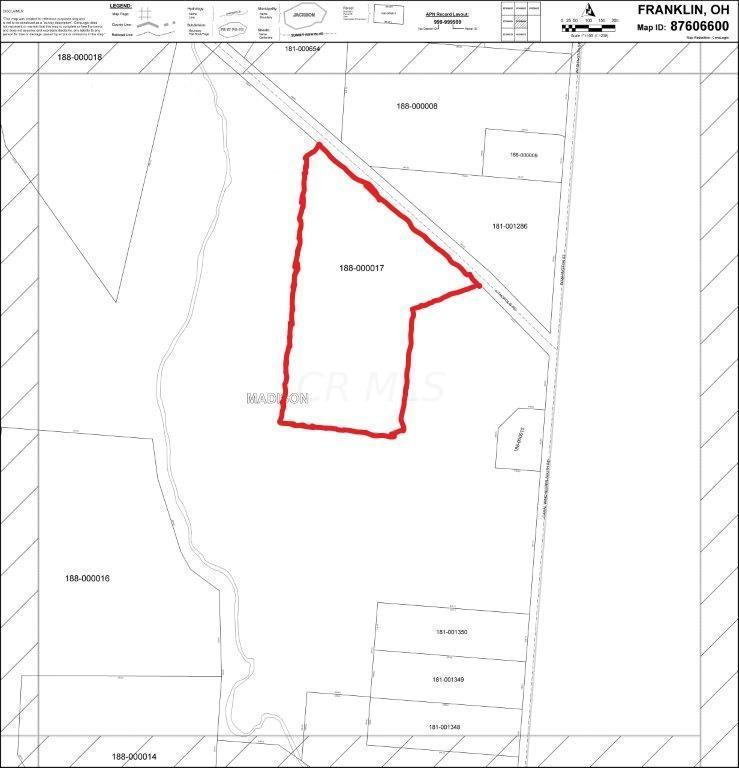 0 Lithopolis Road, Canal Winchester, Ohio 43110, ,Land/farm,For Sale,Lithopolis,220040912