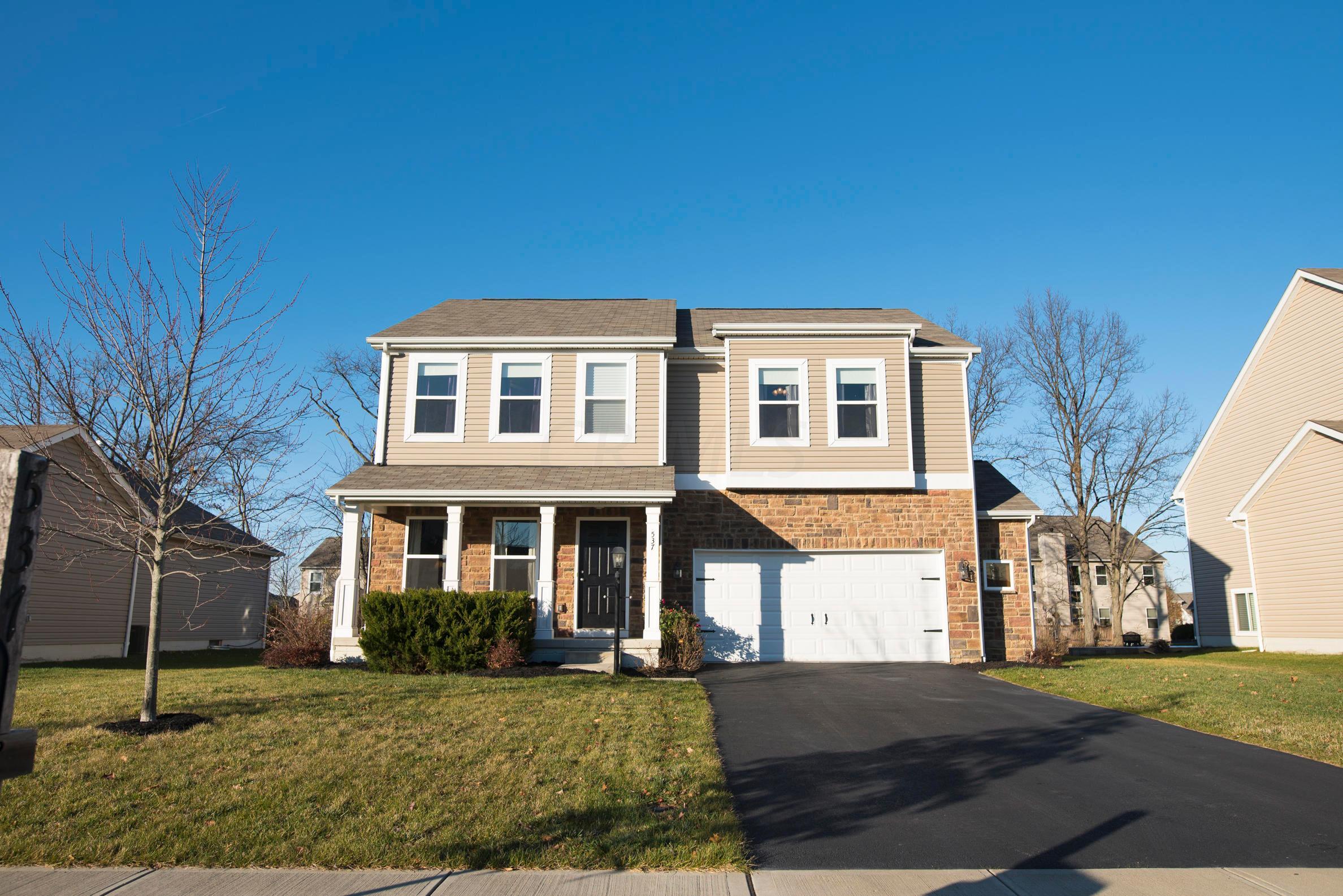 537 Buena Park Drive, Delaware, Ohio 43015, 4 Bedrooms Bedrooms, ,4 BathroomsBathrooms,Residential,For Sale,Buena Park,220041002