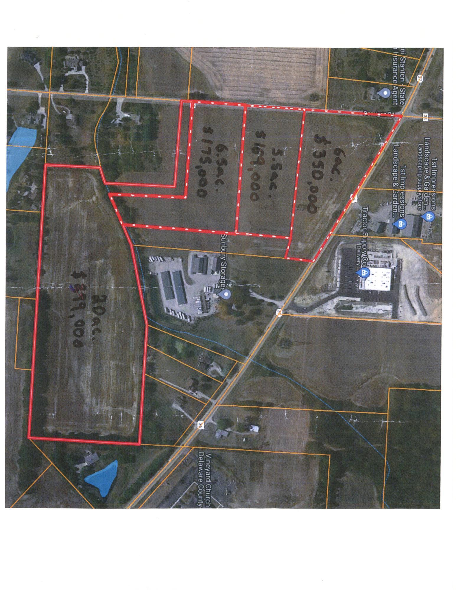 0 Domigan Road, Sunbury, Ohio 43074, ,Land/farm,For Sale,Domigan,220040993