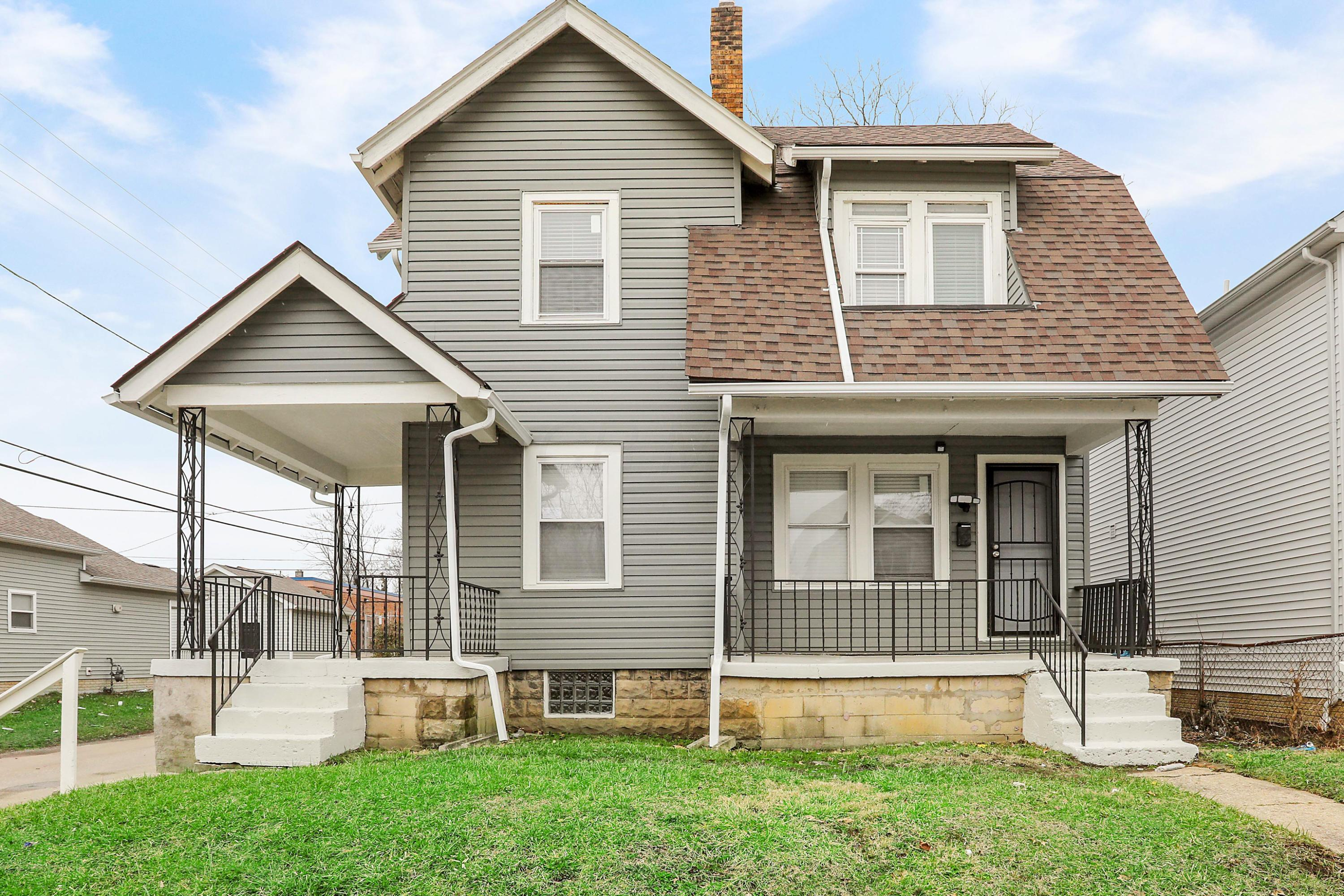 Property for sale at 841 Seymour Avenue 843, Columbus,  Ohio 43205