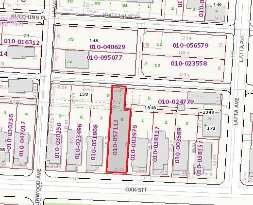 1330 Oak Street, Columbus, Ohio 43205, ,Land/farm,For Sale,Oak,220041100