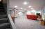 Great additional space in this awesome finished basement!