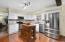 Gorgeous kitchen with center Island