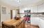 Great counter space!