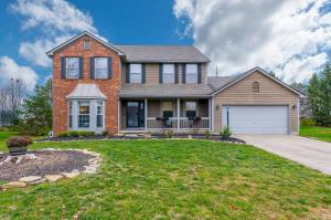 Undefined image of 4914 Britton Farms Court, Hilliard, OH 43026